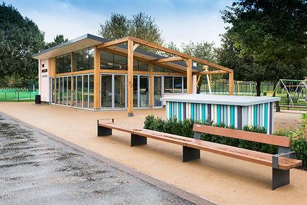The Pavilion - Memorial Park