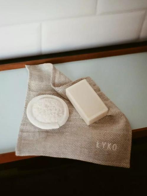 Linen Face Towel