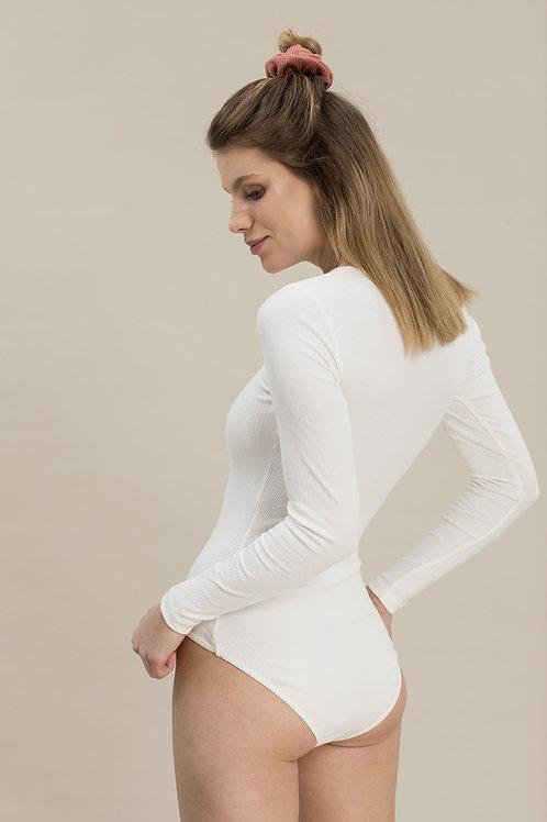 Organic Bodysuit Longsleeve