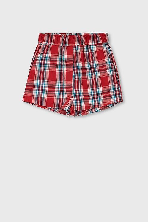Nukka Pajama Shorts - ReLiveTex Recycled Fabric