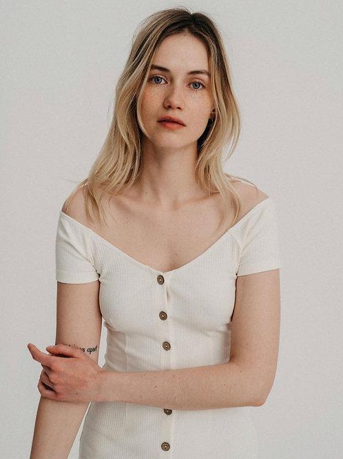 Organic Midi Dress