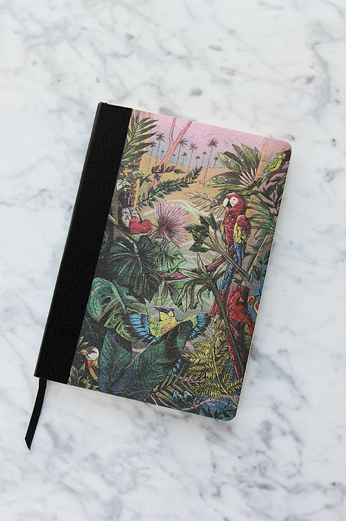 Cocora Recycled Notebook