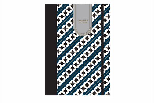 Grasse Geometric Recycled Planner