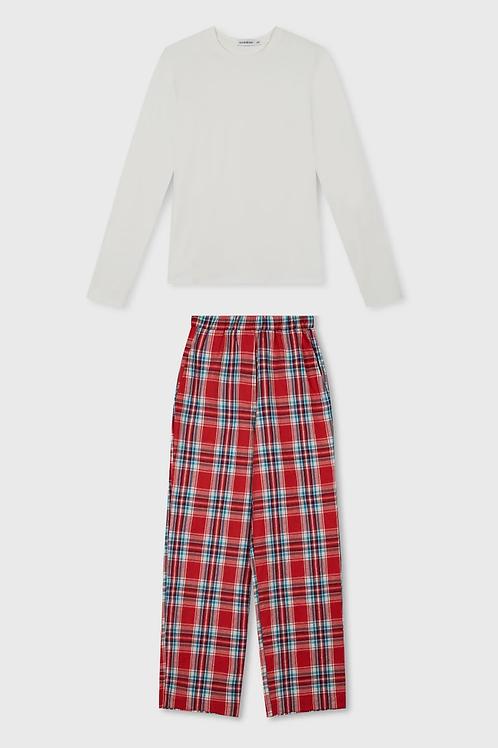 Nukka Pajamas Set: Longsleeve & Pants