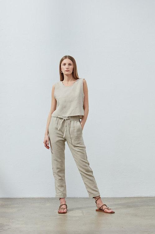 Vagamo Linen Trousers