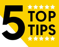 My #5 Top Fitness Tips For Success