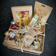 Geschenkbox bei Feinwerk&Co.