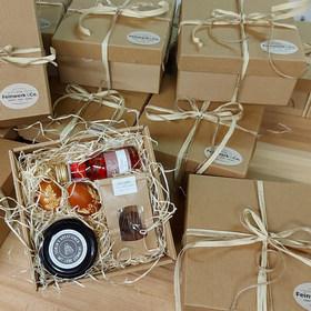 Geschenkbox M für Postversand
