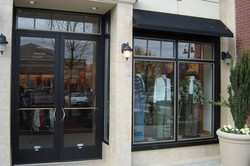 Storefront - Charlotte (with transom)