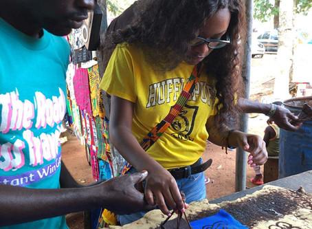 Day 2: The Long Trek To Kumasi