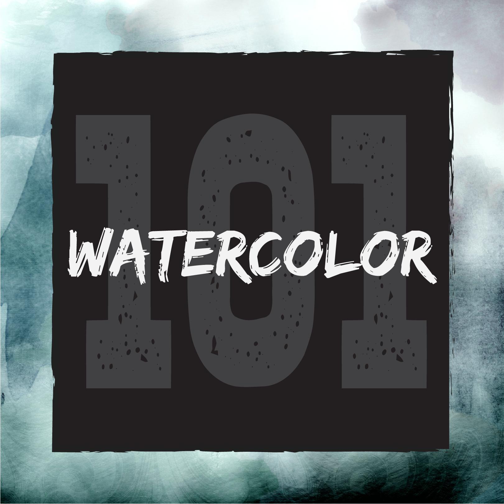 Watercolor 101