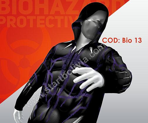 Jacket Bio Black Panther