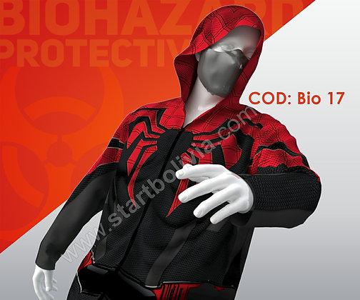 Jacket Bio Spiderman