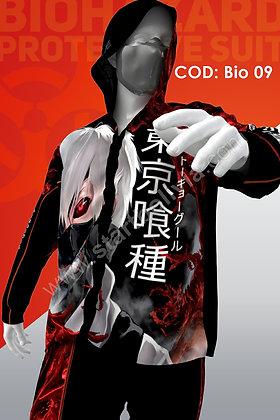 Traje Bio Tokyo ghoul