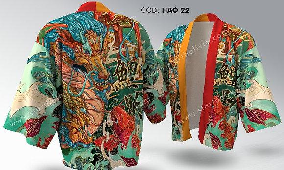 Haori Dragon