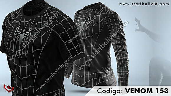 Spiderman 3 black