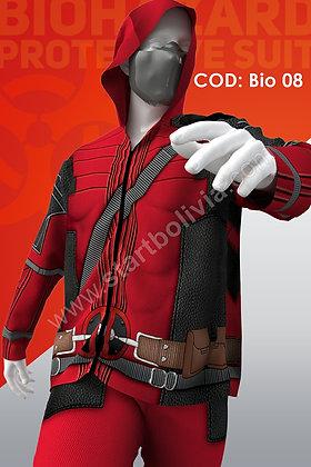 Traje Bio Deadpool