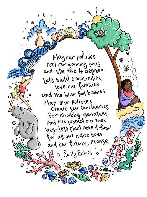 The Please Poem