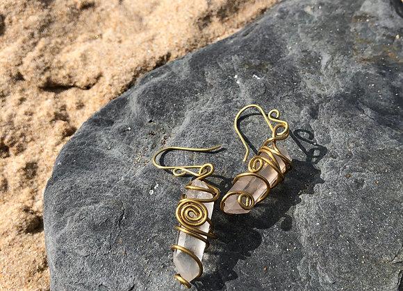 Cuarzo Earrings