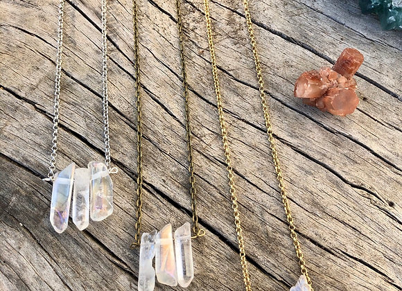 Clear Necklaces