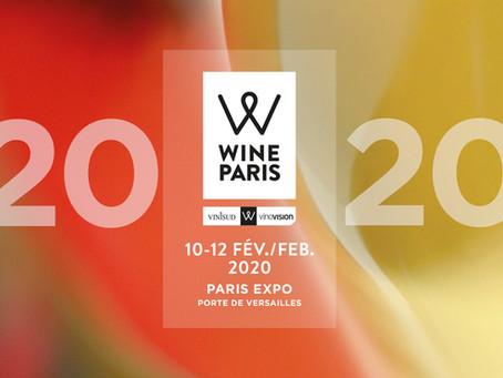 Wine Paris 10-12 février 2020