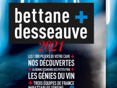 Le Domaine des Closiers sélectionné par Bettane + Desseauve