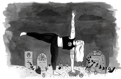 Yoga Witch