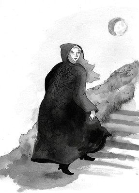 Staircase Witch