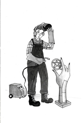 Welding Witch