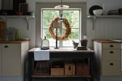 Gården i skogen - Köket