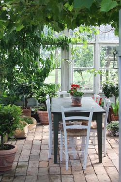 Trädgården - Växthuset