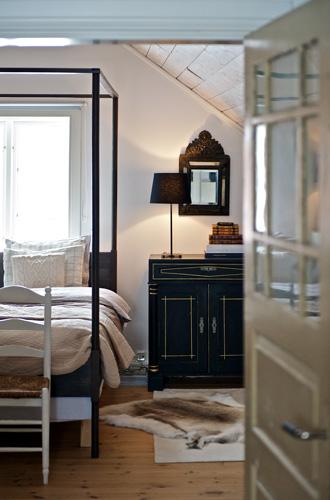 Flygeln - Sovrummet