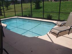pool villa orlando