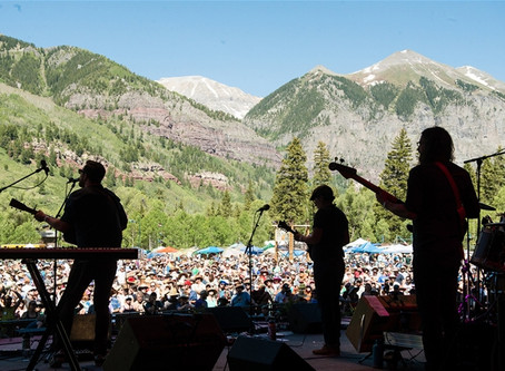 Your Guide to Telluride Festival Season
