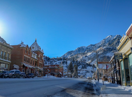 How to Spend a Winter Weekend in Ouray