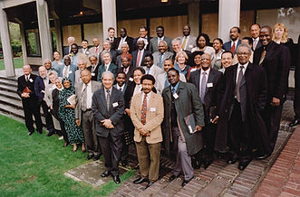 The Prospects for Conflict Resolution in Sudan conference delegates, Sudanese Programme, 2003