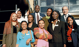 Professional Young Sudanese Women and Their Role in the Future of their Country Conference, 2007