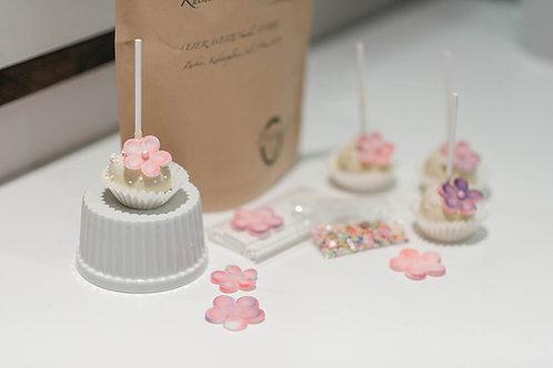 Sommerliche Cakepops