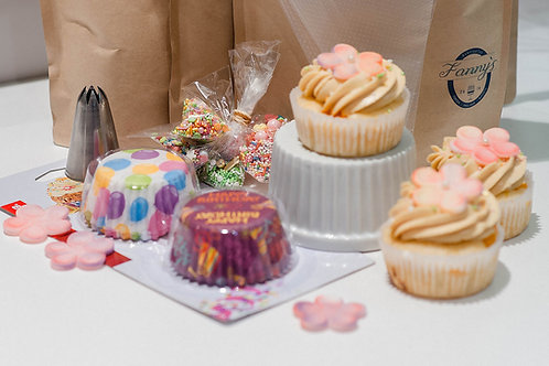 Sommerliche Cup Cakes