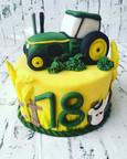 ⚓️🐷🐮🦆🐥🐴🚜⚓️ #johndeere #traktor #ko