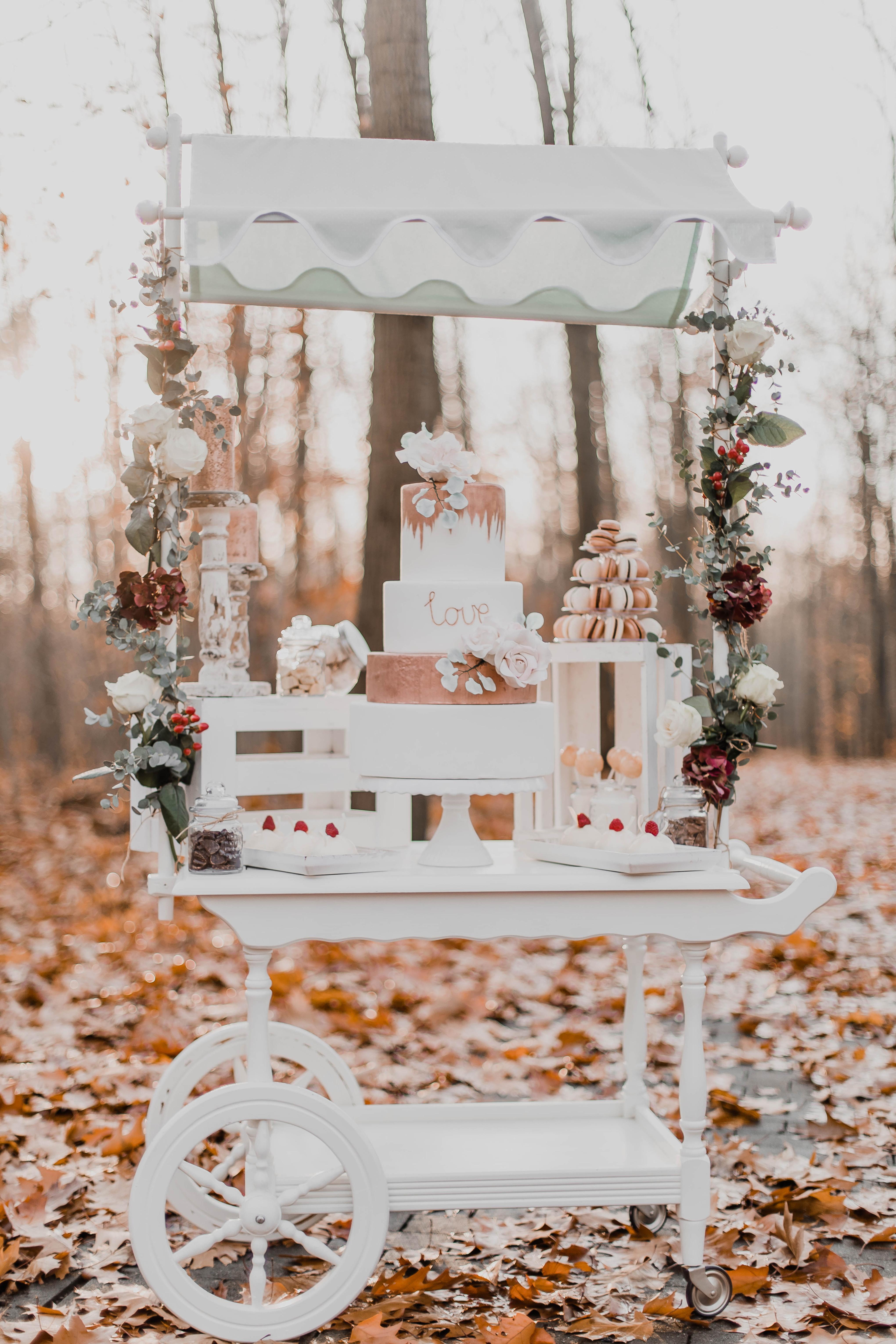 Hochzeitstortenabsprache (Informationen)