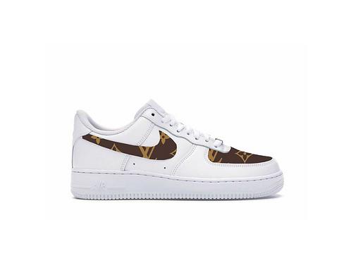 Nike Air Force 1 Custom Louis Vuitton