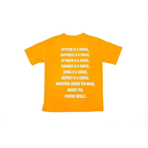 SIGNS - Text Tee
