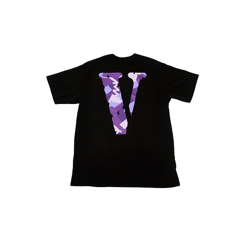 Vlone - Call of Duty Tee Purple