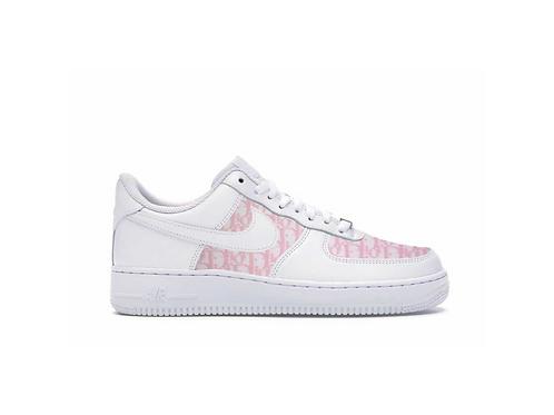 Nike Air Force 1 Pink Dior