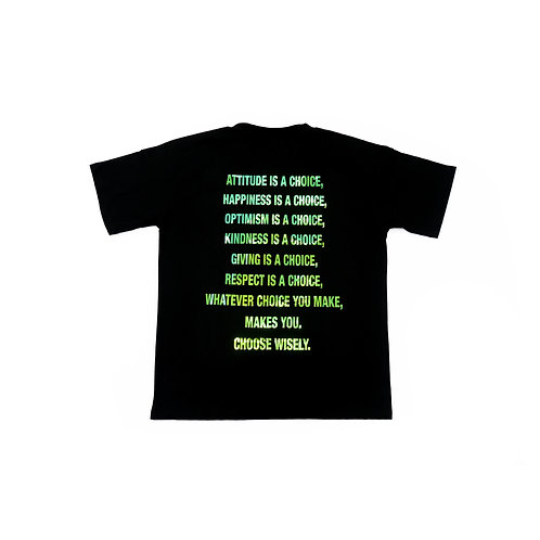 SIGNS - Text Tee 3D