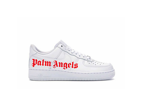 Air Force 1 Palm Angels Red