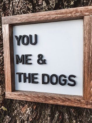 You me & the dogs small
