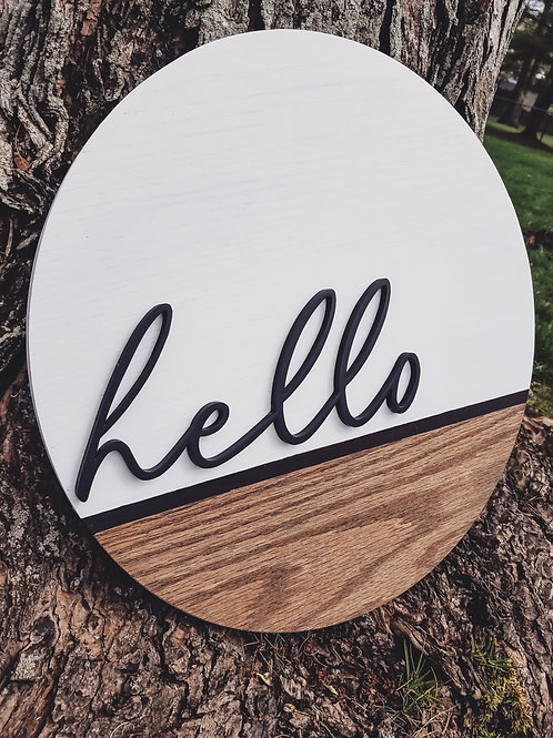 Hello Round