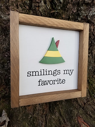 Smilings my favorite